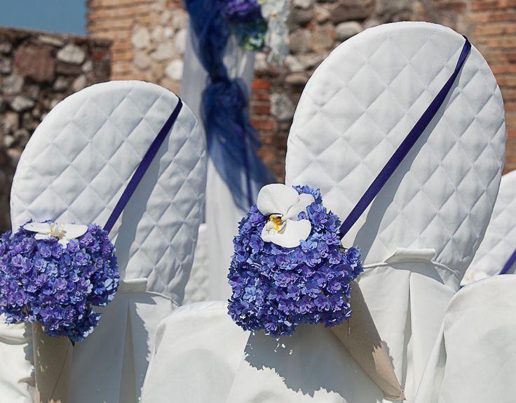 Blu theme; Fiore all'Occhiello Flower Designer
