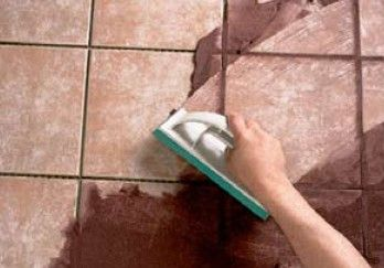 Regular grout vs. epoxy grout