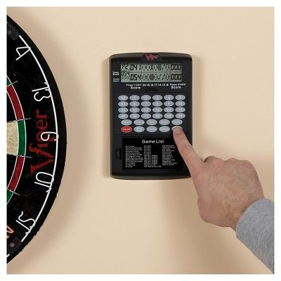 Viper DigiScore Electronic Darts Scorer, Black