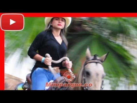 Espectacular desfile con bellas mujeres horse cabalgata sevilla valle 2016 video HD 114
