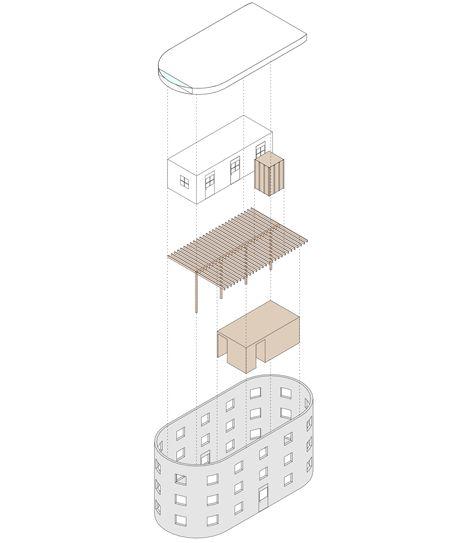 House in Hikone / Tato Architects