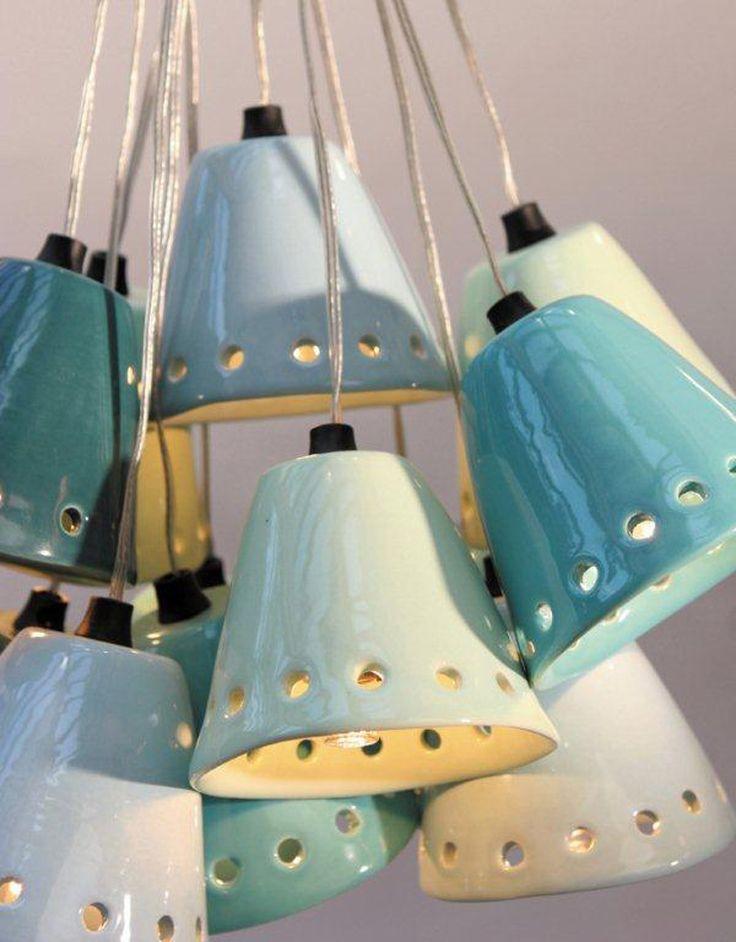 Luminaires céramique