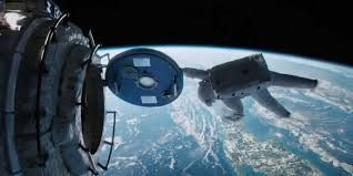 You might even be one of the lucky few who'll travel into Outer Space....WOW!!