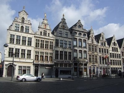 The Main Market Square of Antwerp: Awesome Travels, Beach House Kitchens, Antwerp Repin By Pinterest, Squares, Awesome Randomnes, Antwerp Travel And Places
