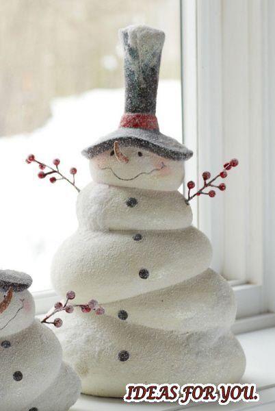 Handmade Christmas ideas | Ideas for you. Recipes,crafts,decor.