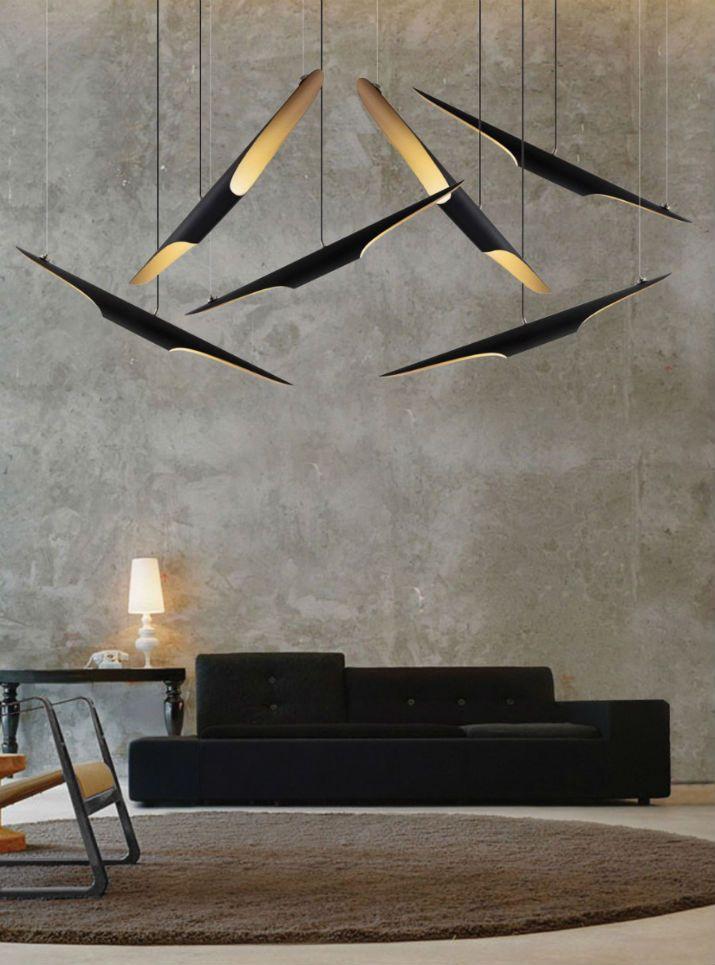 Top 10 pièces d'éclairage contemporaines pour votre salon