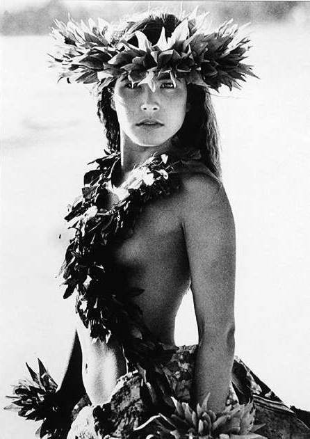 Kim Taylor Reece... one of my favorite photographers, who's love and respect for hula shines through with his work!