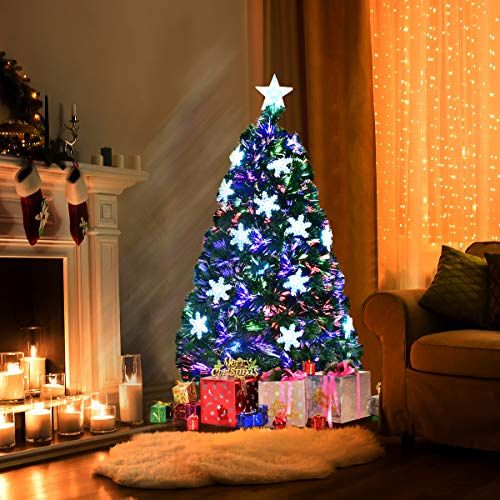 Top 6 Fiber Optic Christmas Trees 2018 UPDATED Christmas Trees