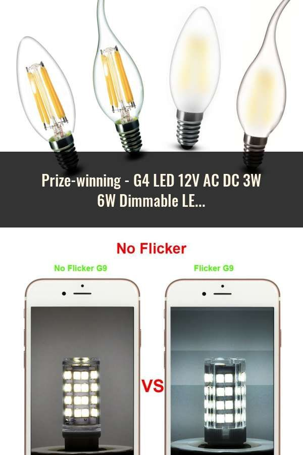 G4 Led 3014 3w 2448leds 12v Smd Ac Bulb 6w Dimmable Lamp Dc byvYg7f6