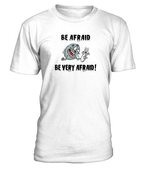 Funny bowling be afraid be very afraid super bowl tshirts 2018 ... 207c0d5e6