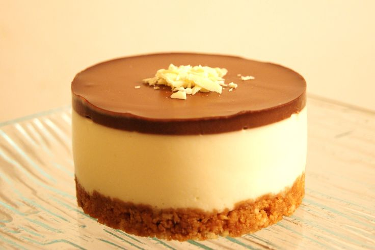 bavarois vanille chocolat