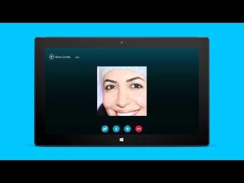 Skype alapok modern ablakok: Hogyan fájlok küldése és fotók