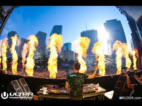 Nicky Romero - Ultra Music Festival 2015 - YouTube