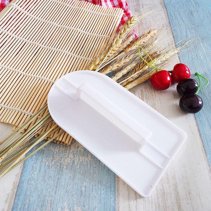 Cake Smoother Polisher Decorating Paddle Tool Sugarcraft Cup Icing Fondant