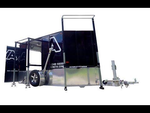 Ультра облегченное мобильное спортивно оздоровительное оборудование в Tr...