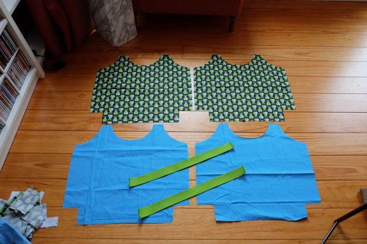 Elternzeit-Blog-Vertretung: Draußen nur Kännchen/ Tutorial Gurtband an Taschen nähen   lillesol & pelle Schnittmuster, Ebooks, Nähen