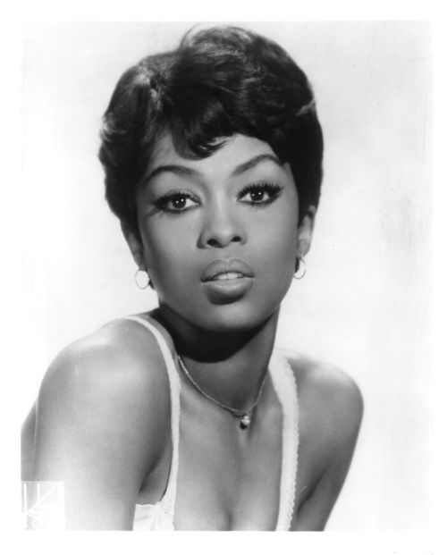 Photograph of Loletha Elaine Falana, better known as Lola Falana ...