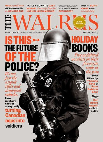 The Walrus | Back Issues | December 2014 – The Walrus Store