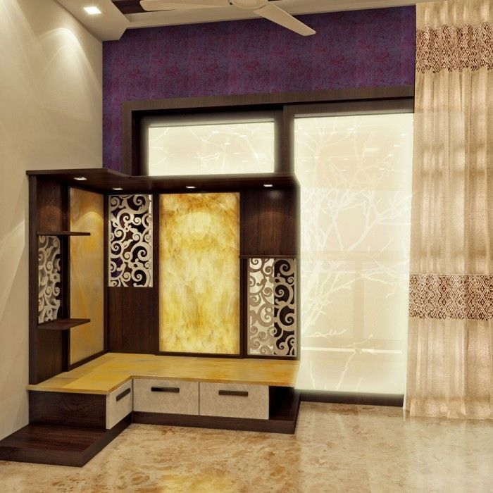 137 Best Pooja Room Images On Pinterest Pooja Rooms Prayer Room And Bedroom Doors