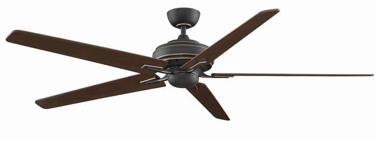 Industrial Style Flush Mount Ceiling Fans