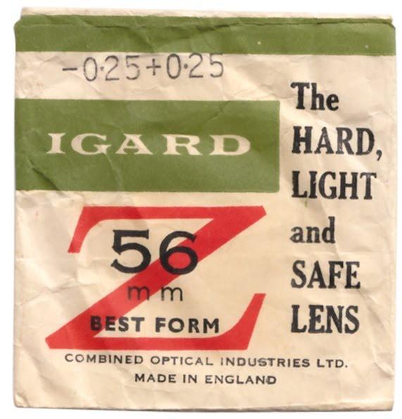 60's Packaging