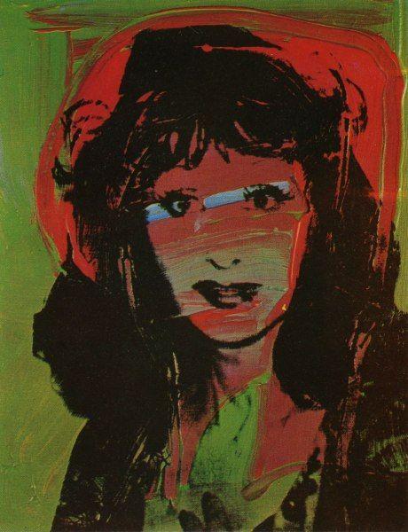 Andy Warhol:  Ladies and Gentlemen 1975 The Andy Warhol Museum