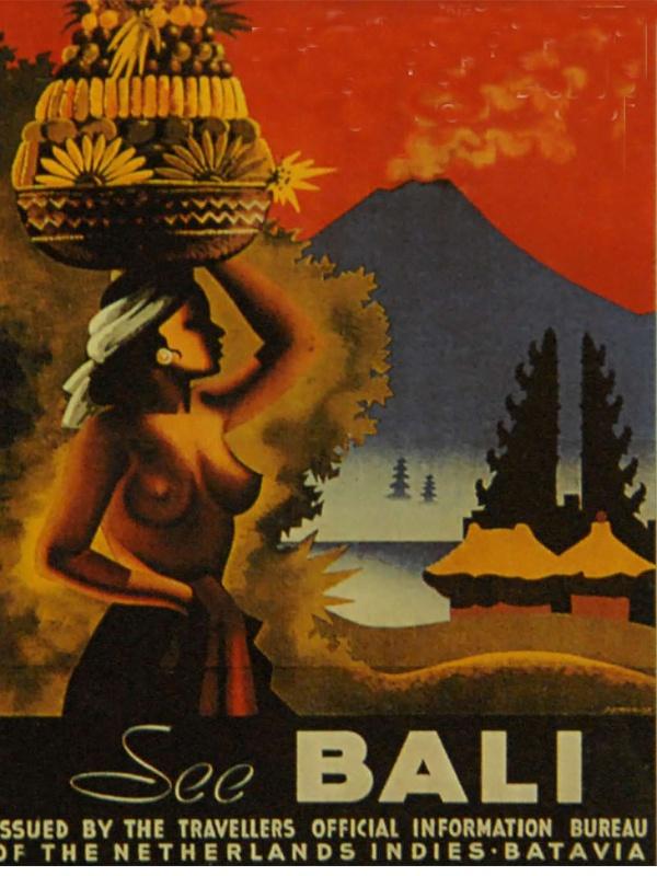 "J.Korver,""See Bali"",Poster pariwisata,tahun 1939,sumber:www.novosite.nl"