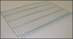 """North Star Wire Shelves  Set of 3. 24"""" x 36"""" open steel wire shelves for the North Star VersaCab. Shelves have a 1 1/2"""" lip. A pair of North Star Shelf Brackets is necessary to mount these shelves into your North Star VersaCab."""