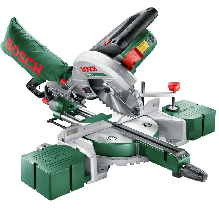 Bosch PCM 8 S Sliding Compound Mitre Saw 240v: The Bosch PCM 8 S is a robust sliding compound… #Tools #HandTools #PowerTools #GardenTools
