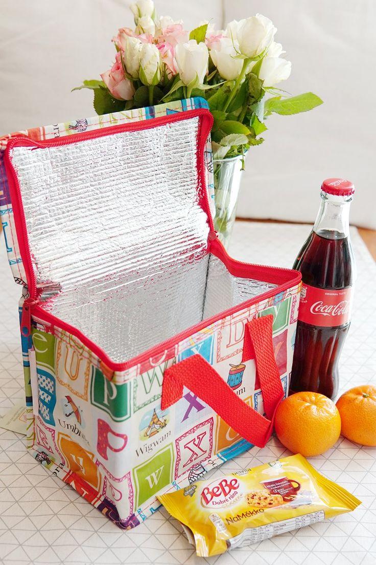 Dětská obědová taška Dotcom -  Abeceda