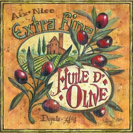 Huile d'Olive 3 (Geoff Allen)