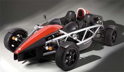 The Ariel Atom. A Naked beauty that goes really fast! #iWant #fb