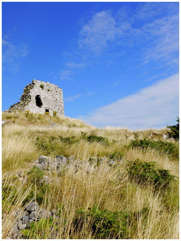Rock of Dunamaise, Co. Laois, Ireland