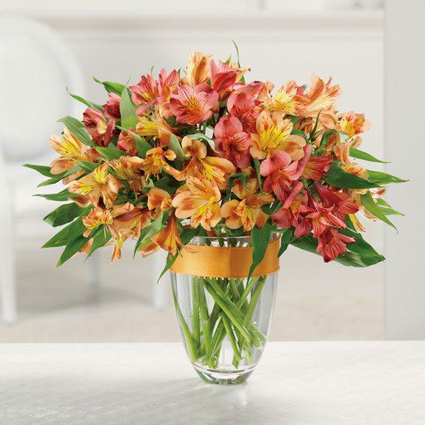Awesome Alstroemeria : Grove City PA Florist : Same Day Flower ...