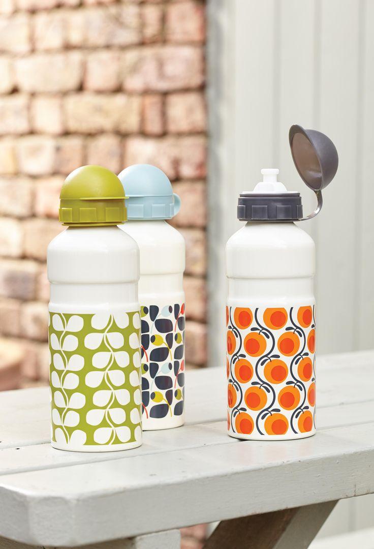 Orla Kiely Water Bottle