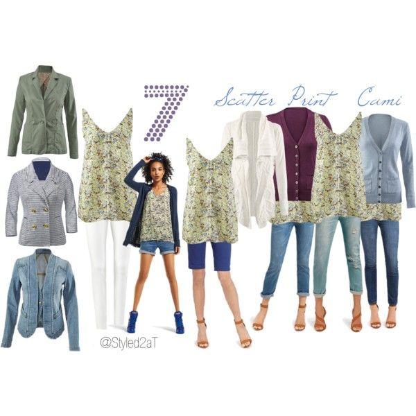 Cabi Fashions Spring