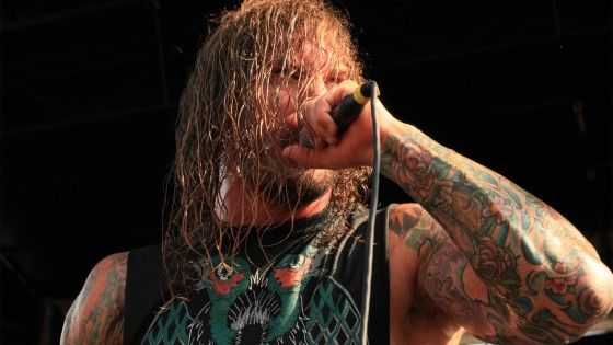 Tim Lambesis of As I Lay Dying Arrested In Murder For Hire Plot - Metal Arcade