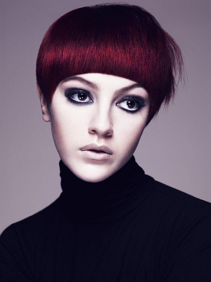 NAHA 2013 Finalist Hairstylist of the Year: Allen Ruiz Photographer: Jenny Hands Makeup: Janell Geason