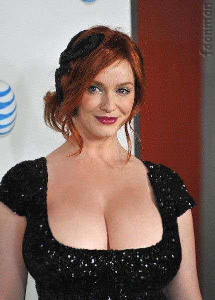 Christina Hendricks Porno  Christina Hendricks Nude Is -2546