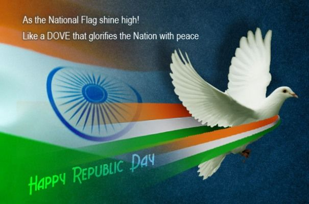 Happy Republic Day Of India 2015 Greetings 01