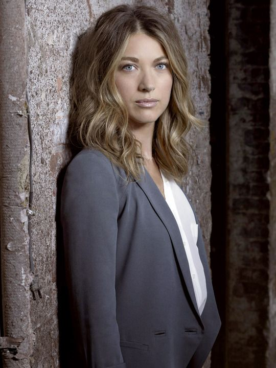 Natalie Zea from The Following...i love her hair