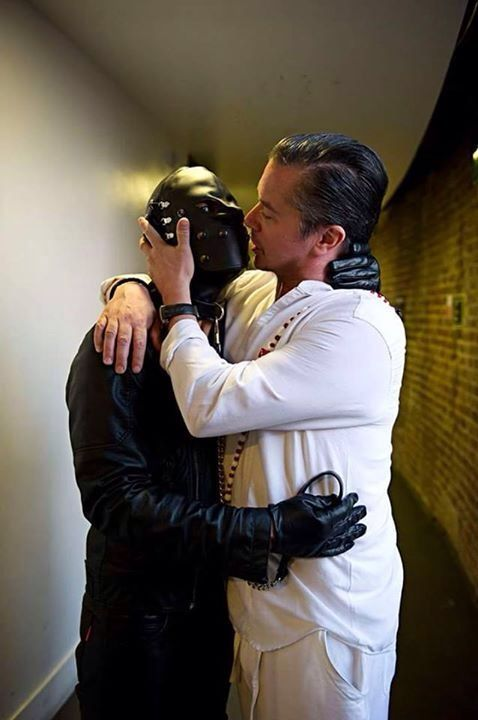 Mike Patton & gimp