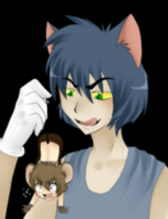 Human version of Tom and Jerry | Anime style/ gijinka ...