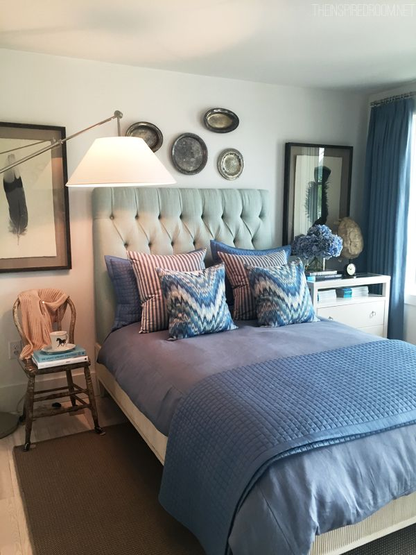 Beautiful Bedroom in the HGTV Dream Home 2016 - The Inspired Room