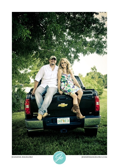Pickup Truck Couples