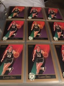 1990 Skybox Larry Bird Skybox 14CARD Lot of 9 1sheet | eBay