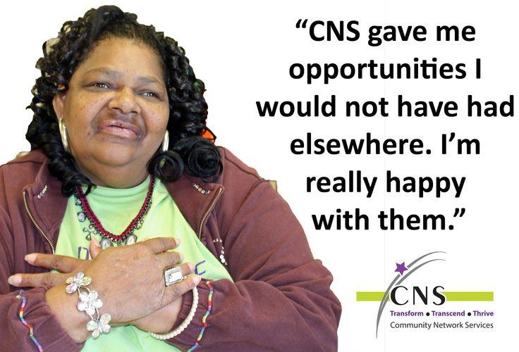 Wednesday Words Empowerment, Cns, Community service