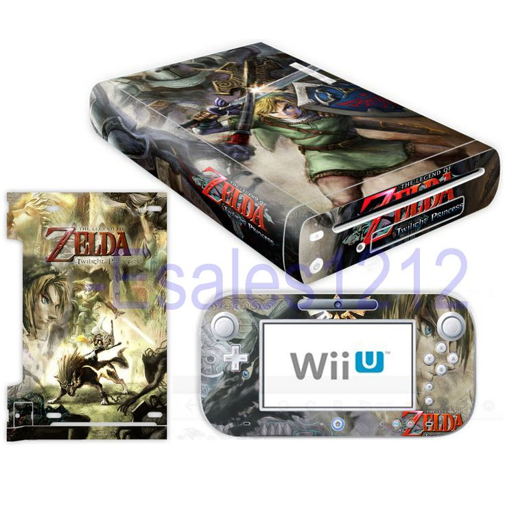 zelda wii u game pad skin - Yahoo Image Search Results