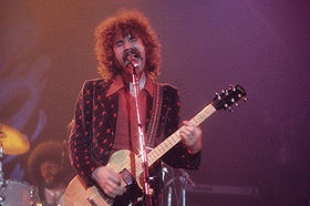 Brad Delp of the Band Boston. One of the greatest voices ever.