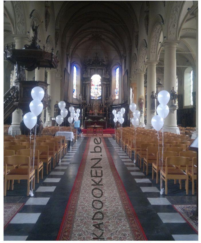 Decoratie Huwelijk Kerk : Kerk versiering huwleijk huwelijksdecoratie pinterest